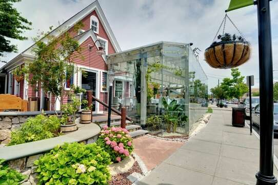 The Bazillion Grill -Hyannis Cape Cod- New England Vacation Rentals