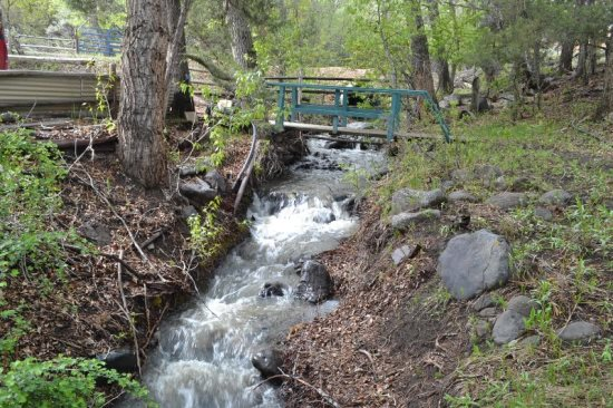 Access to Green Creek