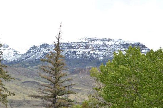 Jim Mountain views