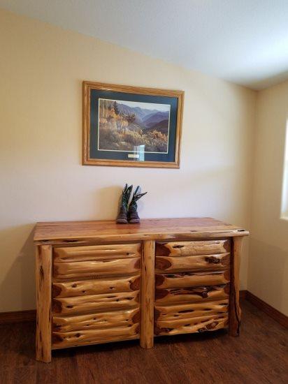 Guest House master bedroom dresser