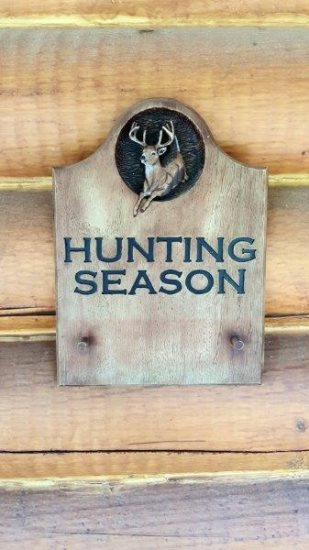 Open Year round for sportsmen and dreamers