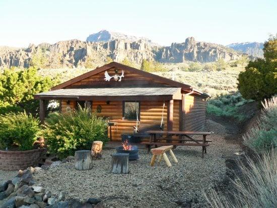 Welcome to Jim Creek Cabin