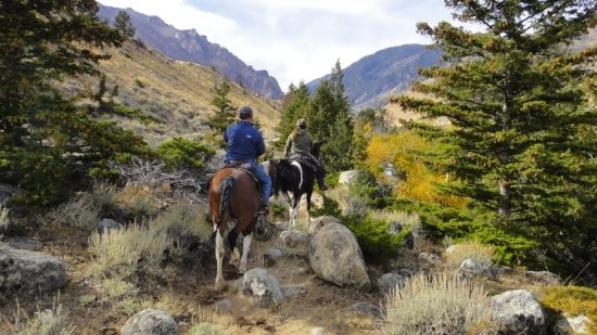 Trails to hike or ride