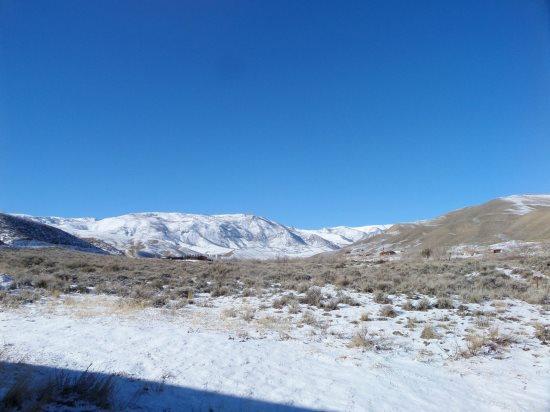 Beartooth Mountain Views