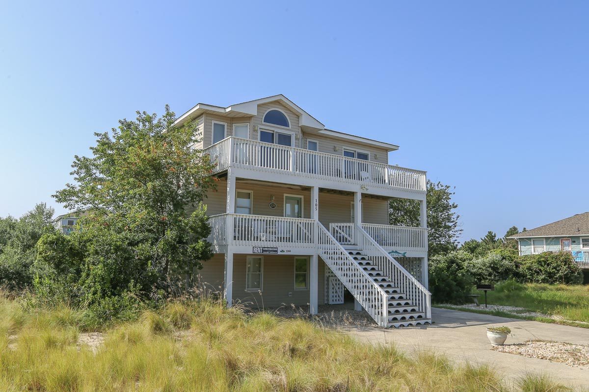 Outer Banks Vacation Rentals - 1344 - LADY CORTEZ