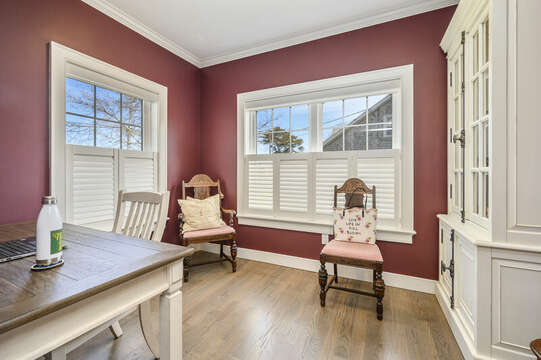 Office-445 Lower County Rd Harwich- Cape Cod- New England Vacation Rentals.