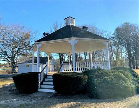 Band stand at Brooks Park-Harwich- Cape Cod- New England Vacation Rentals