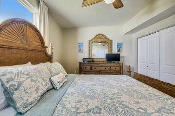 Third (Queen) bedroom