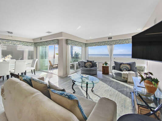 Spectacular Oceanfront Location