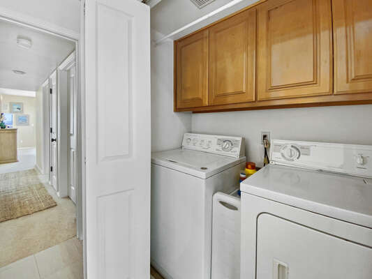 Washer/Dryer - Third Floor Hallway