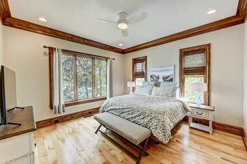 GRAND HOUSE - master bedroom