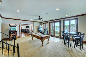 GRAND HOUSE - Game room