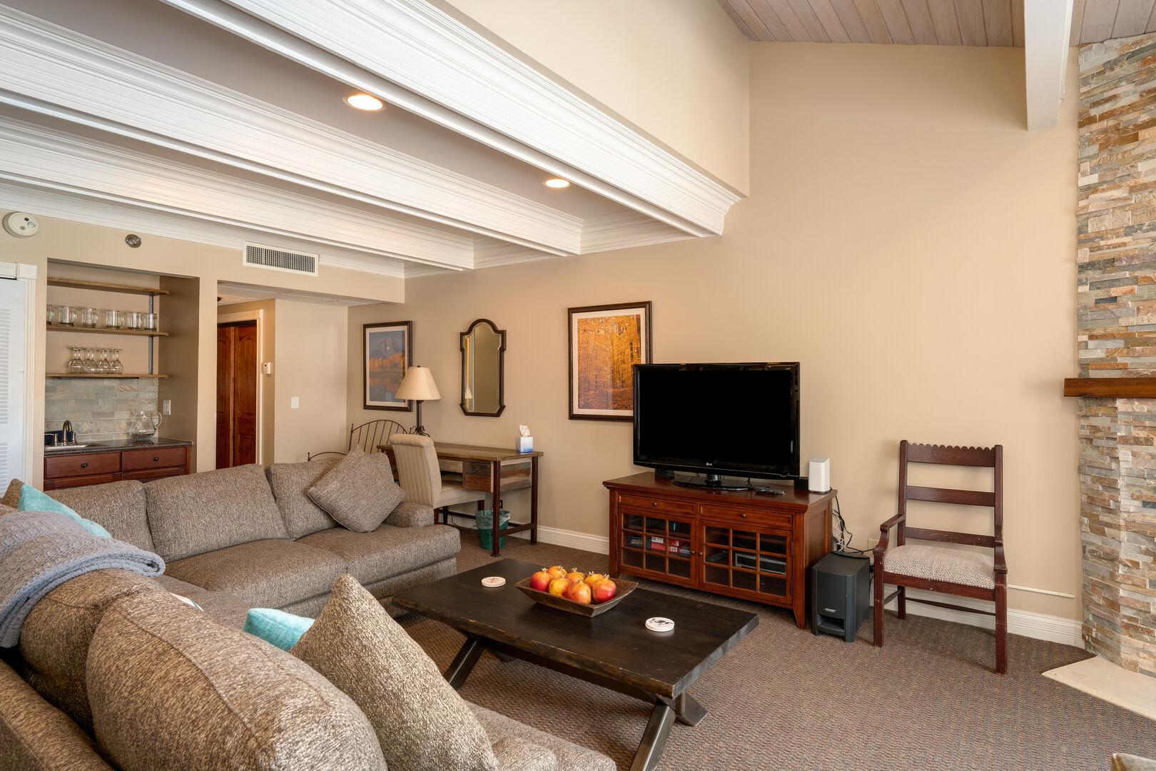 Amazing living space!