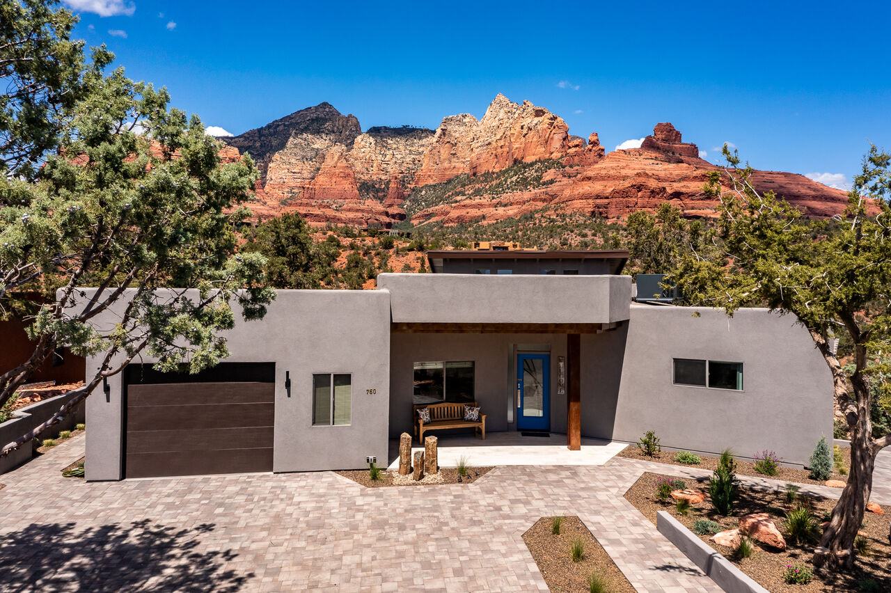 Remodeled Home in Uptown Sedona