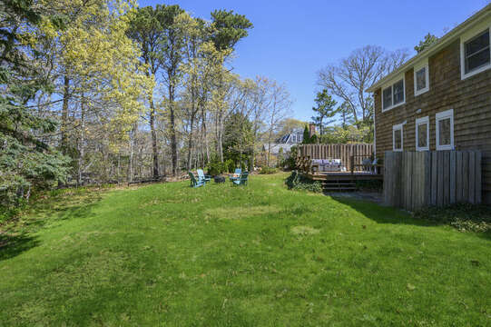 Plenty of room to run around at-875 Great Pond-Eastham- Cape Cod- New England Vacation Rentals