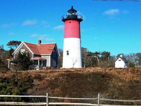 Nauset Light house-Eastham- Cape Cod- New England Vacation Rentals