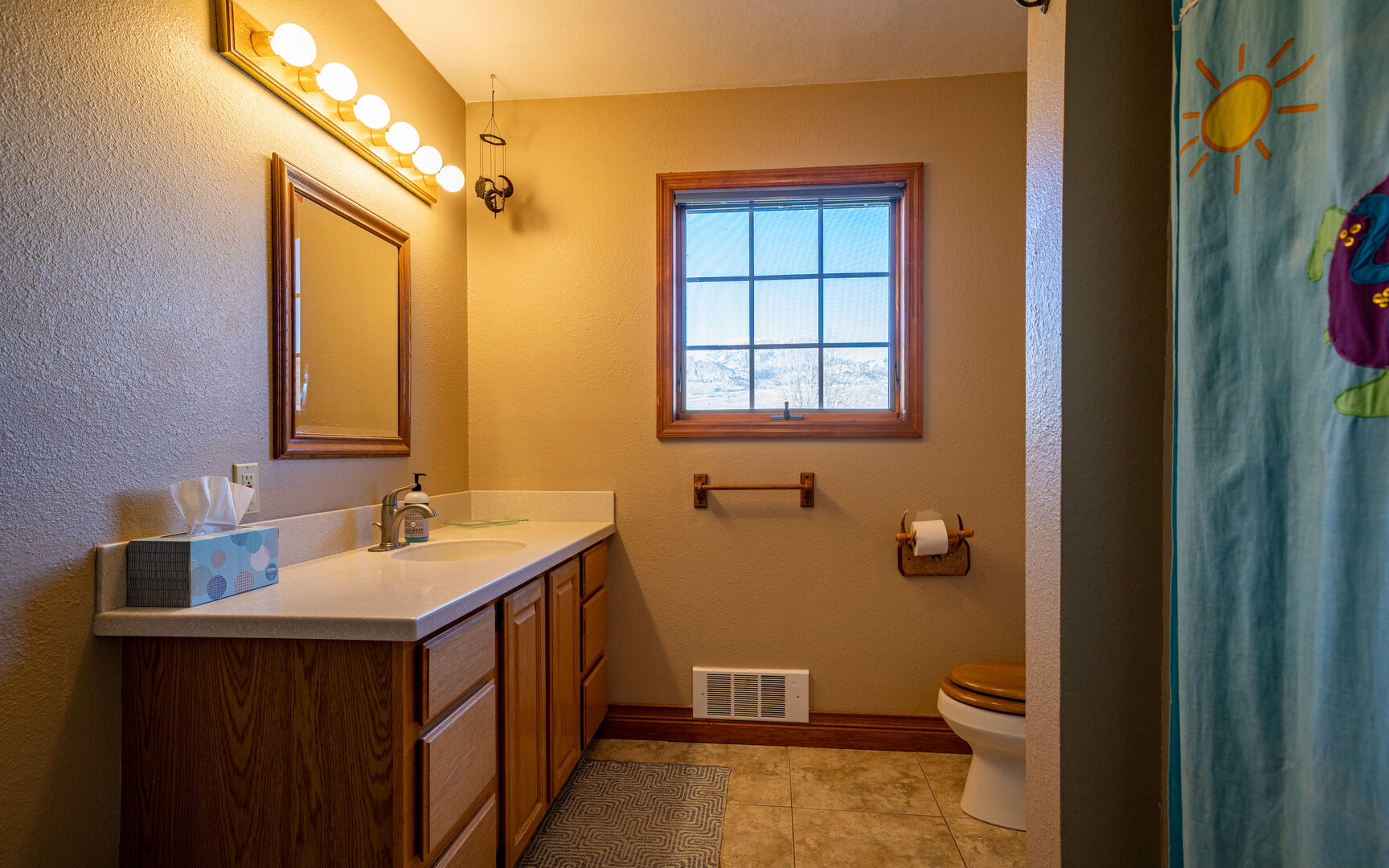 Bathroom 2 (Main Level)
