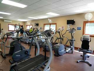 Sapphire Valley Amenities: exercise room