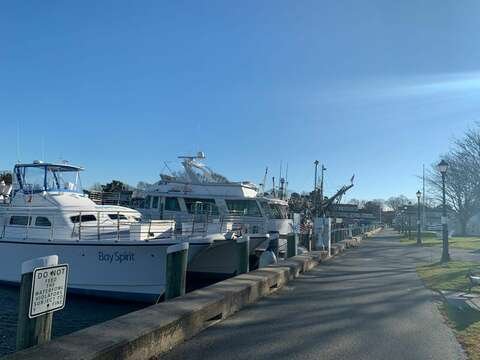 Catch the Ferry to Nantucket at Hyannis Harbor-Hyannis Cape Cod- New England Vacation Rentals