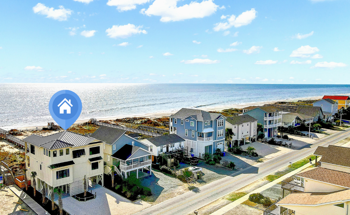 252E1 - Luxury Oceanfront House