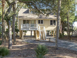 Welcome to 545 Tarpon Pond Cottage.  This newly renovated home is awaiting your arrival.