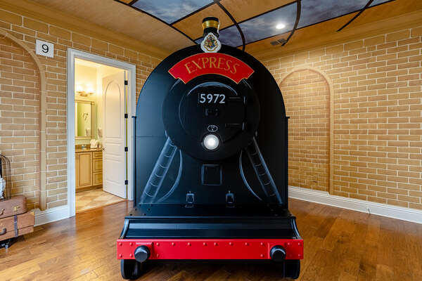 Take the Magical express train to a magical place filled with fun and entertainment