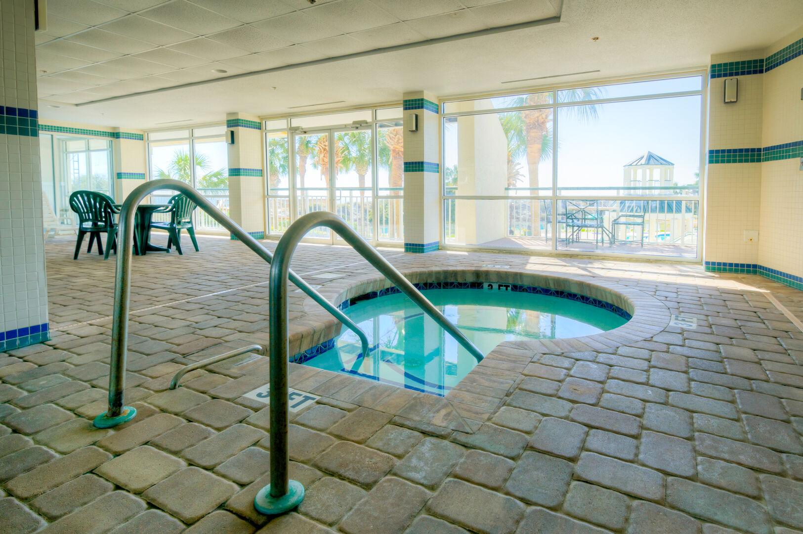 Bridgewater Indoor Hot Tub
