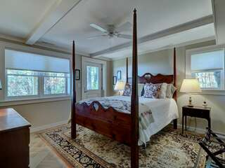 Lower Level Guest Bedroom with Queen Bed
