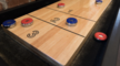 Who doesn't love a competitive game of shuffle board with family and friends?