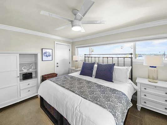 Guest Bedroom, King - Third Floor