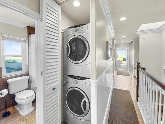 Washer/Dryer - Third Floor