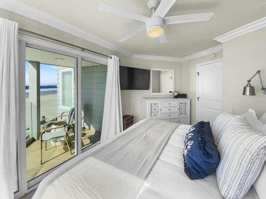 Master Bedroom, King - Third Floor