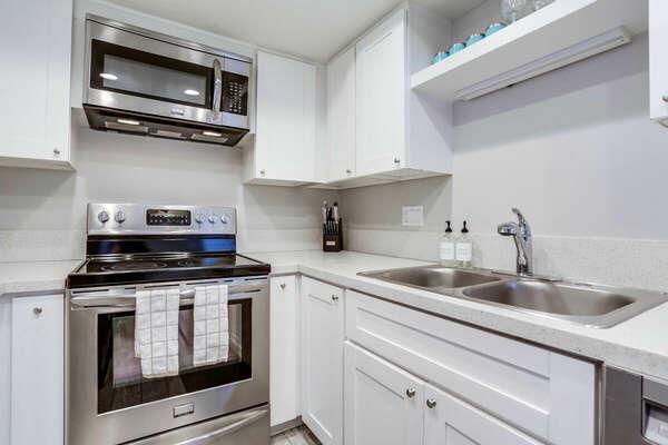 Full Kitchen - Second Floor