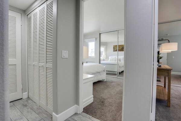 Hallway Between Bedrooms - Second Floor