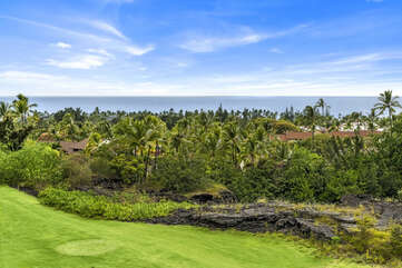 Amazing Views of the Ocean and Tropical Landscape Surrounding Country Club Villas 338