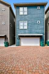 Entry of garage