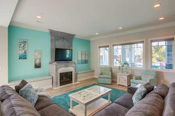Coastal Luxury Interior