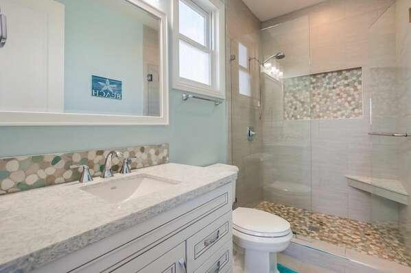 Guest Bedroom En-Suite - Second Floor