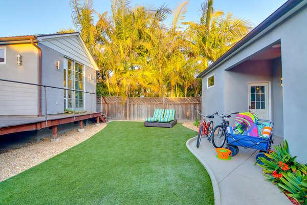 Backyard Loungers and Beach Gear
