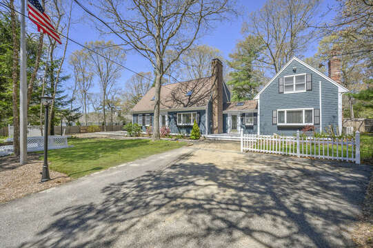 Welcome to The Splash Pad - 44 Avalon Circle Osterville Cape Cod New England Vacation Rentals