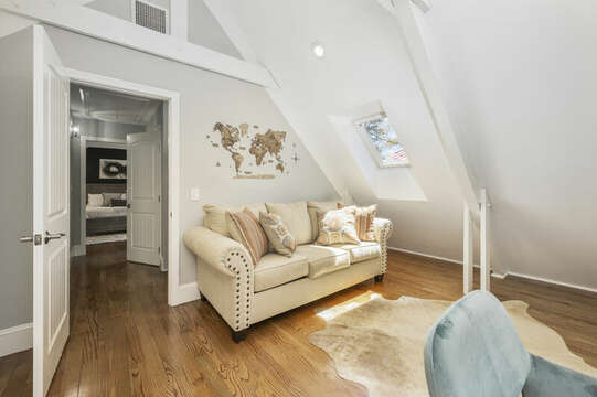 Office with couch - 44 Avalon Circle Osterville Cape Cod New England Vacation Rentals