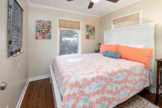 Guest Bedroom 2 with a queen bed