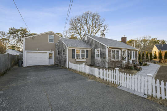 Plenty of parking - no use of garage.  85 Pond Street South Yarmouth Cape Cod - New England Vacation Rentals