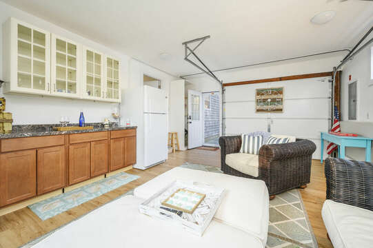 Great hang out for the kids - 85 Pond Street South Yarmouth Cape Cod - New England Vacation Rentals