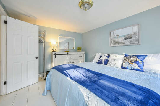 Main Bedroom #1 - 85 Pond Street South Yarmouth Cape Cod - New England Vacation Rentals