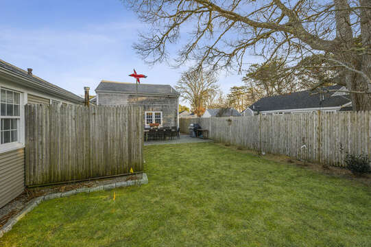 Bocce anyone? - 85 Pond Street South Yarmouth Cape Cod - New England Vacation Rentals