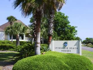 Welcome to Spinnaker Beach House community