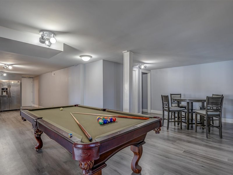 Billards and Game Table