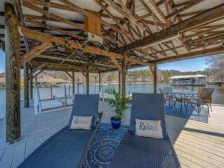 Nice Dock area