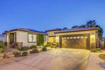 Kokomo palms is located in a gorgeous community perfect for evening strolls.